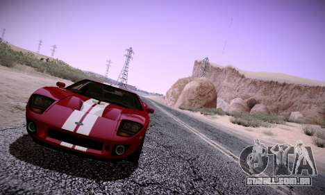 ENBseries for low PC 4.0 SAMP VerSioN para GTA San Andreas por diante tela