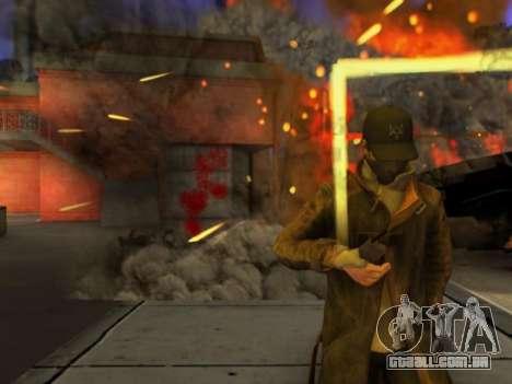 O Herp ENB FINAL para alta e média PC para GTA San Andreas terceira tela