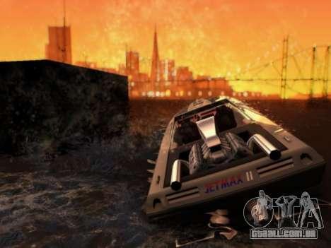 O Herp ENB FINAL para alta e média PC para GTA San Andreas segunda tela