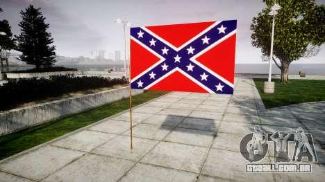 A bandeira da Confederação para GTA 4