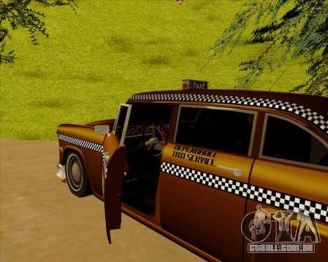 Borgnine para GTA San Andreas esquerda vista
