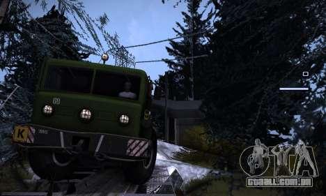 Pista de off-road 2.0 para GTA San Andreas segunda tela