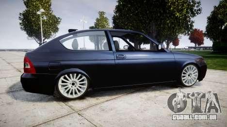 ВАЗ-21728 LADA Priora Coupe para GTA 4 esquerda vista