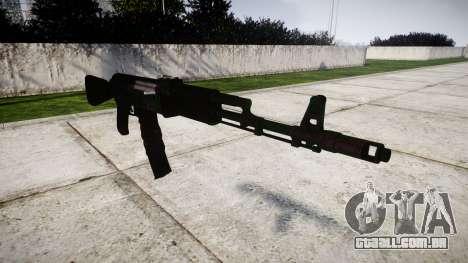 O AKM-74 para GTA 4