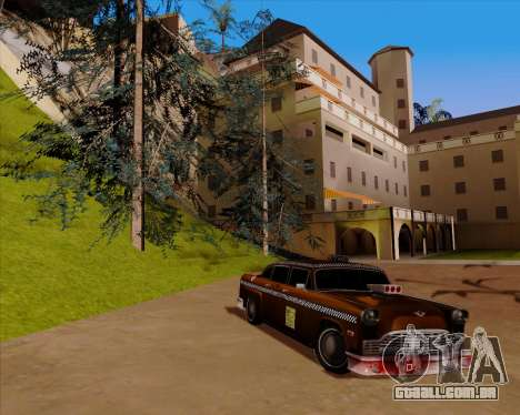 Borgnine para GTA San Andreas vista direita