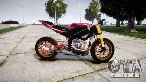 Yamaha YZF-R6 Stunt para GTA 4