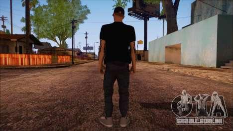 GTA 5 Online Skin 12 para GTA San Andreas segunda tela