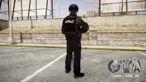 Uniformes grupos de assalto especial. armas para GTA 4 terceira tela