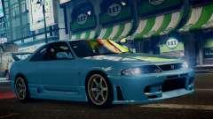 Nissan Skyline BCNR33 JUN VER