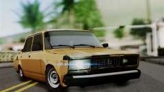 VAZ 2107 limousine para GTA San Andreas