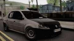 Dacia Logan 2009 para GTA San Andreas