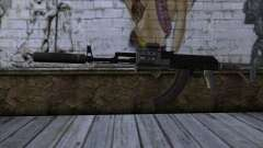 Assault Rifle from GTA 5
