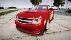 Albany Presidente Racer [retexture] Redwood para GTA 4