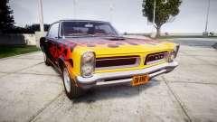 Pontiac GTO 1965 Flames