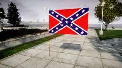 A bandeira da Confederação