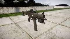 Alemão submetralhadora HK UMP 45