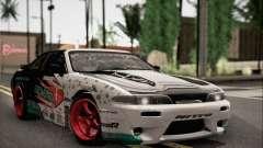 Nissan Silvia S14 Zenki Matt Powers para GTA San Andreas