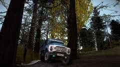Pista de off-road 2.0 para GTA San Andreas