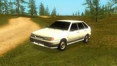 VAZ 2114 para GTA San Andreas