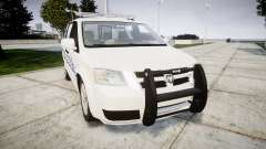 Dodge Grand Caravan [ELS] Liberty County Sheriff