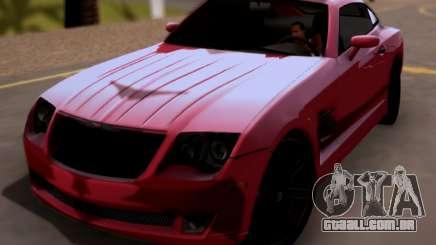 GTA 5 Fusilade para GTA San Andreas