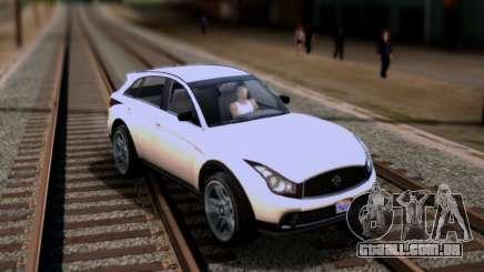 Fathom FQ2 GTA V para GTA San Andreas