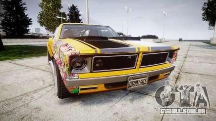 Declasse Tampa GT para GTA 4