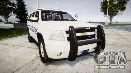 Chevrolet Tahoe [ELS] Liberty County Sheriff para GTA 4