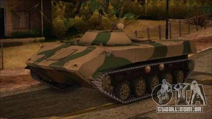 BMD-1 de ArmA Assalto Armado Camuflagem para GTA San Andreas