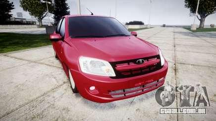 VAZ 2190 para GTA 4