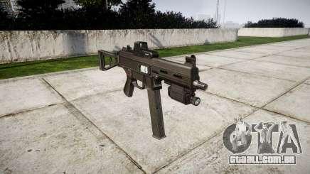 Alemão submetralhadora HK UMP 45 para GTA 4