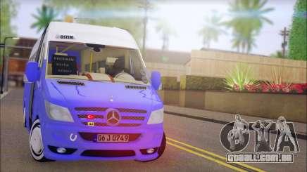 Mercedes-Benz Sprinter Ostim Dolmus para GTA San Andreas
