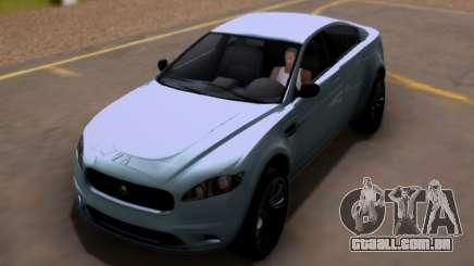 GTA V Ocelot Jackal para GTA San Andreas
