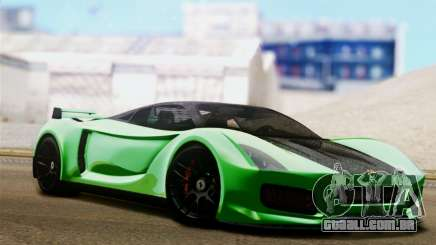 Ferrari Velocita 2013 para GTA San Andreas