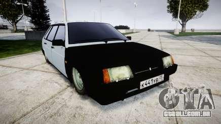 UTILIZANDO-2109 hobo para GTA 4