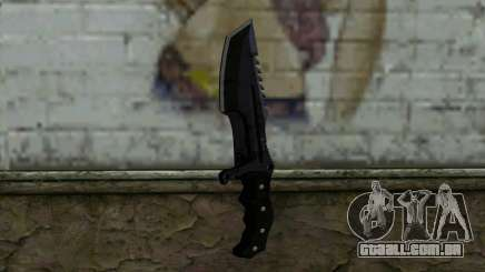 Knife from COD: Ghosts v2 para GTA San Andreas