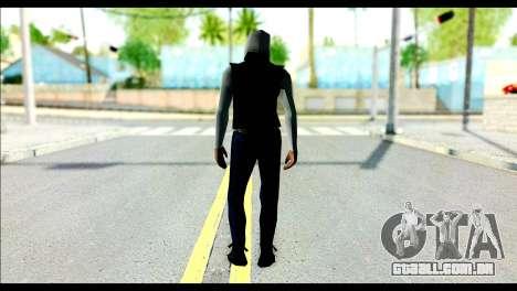 Ginos Ped 39 para GTA San Andreas segunda tela