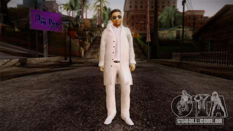 Gedimas Yakuza Boss Skin HD para GTA San Andreas