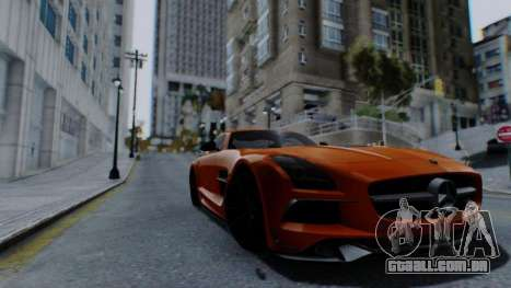 Santo ENB v4 Reffix para GTA San Andreas terceira tela
