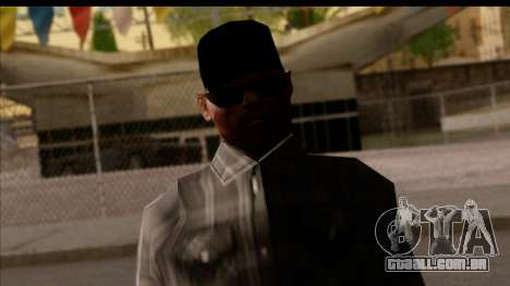 GTA San Andreas Beta Skin 3 para GTA San Andreas terceira tela
