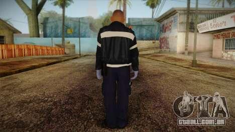 GTA 4 Emergency Ped 5 para GTA San Andreas segunda tela