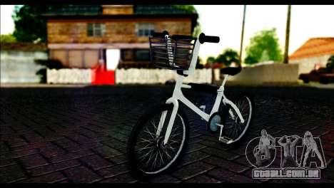 New Bike para GTA San Andreas