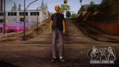 GTA San Andreas Beta Skin 11 para GTA San Andreas