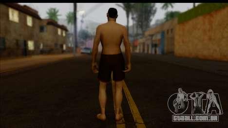 GTA San Andreas Beta Skin 7 para GTA San Andreas segunda tela