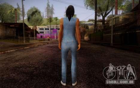 Ginos Ped 19 para GTA San Andreas segunda tela