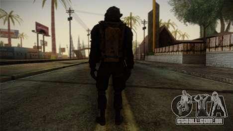 Modern Warfare 2 Skin 2 para GTA San Andreas segunda tela