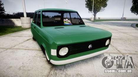 Fiat 128 Berlina para GTA 4