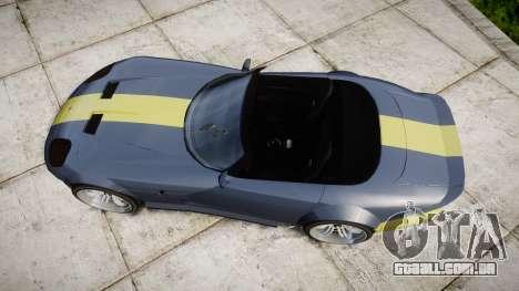 Bravado Banshee ESP para GTA 4 vista direita