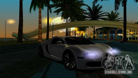 ENB fracas e médias PC SA:MP para GTA San Andreas terceira tela