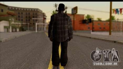 GTA San Andreas Beta Skin 3 para GTA San Andreas segunda tela